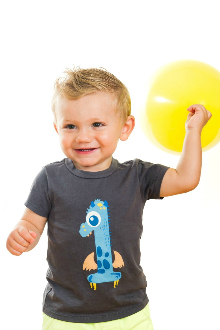 An Adorable Monster First Birthday Shirt They Can Wear For More Than One Day 1