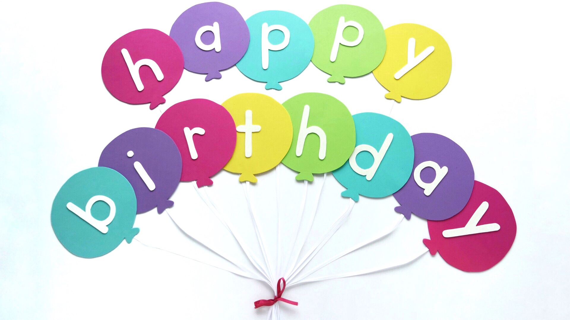 happy birthday banner diy template balloon birthday banner template
