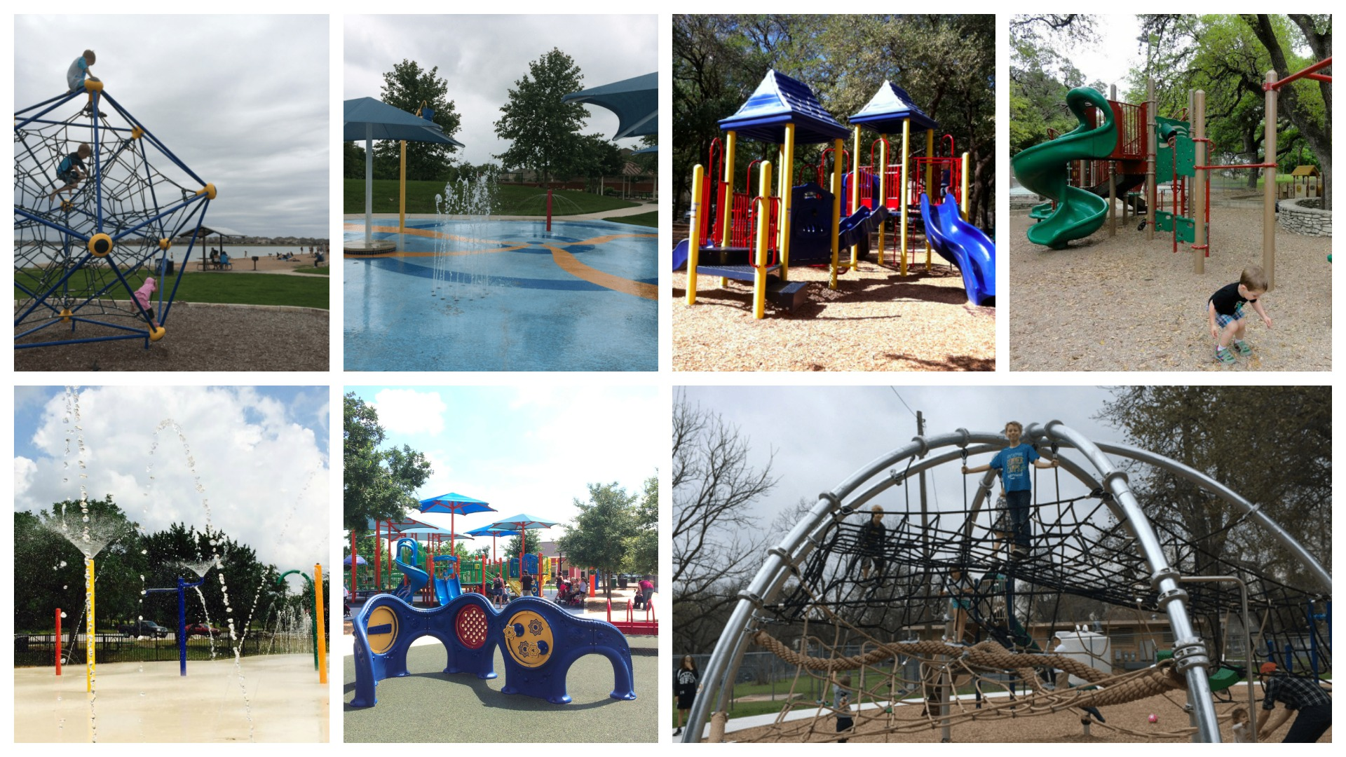 Local Austin parks // The Ultimate List of Kid-Friendly Party Venues in Austin - Over 50 birthday party venues in Austin for babies, toddlers, and preschoolers sorted by location and price. Plus an interactive map to find your closest-to-home options. #austintexas #atx #austintx