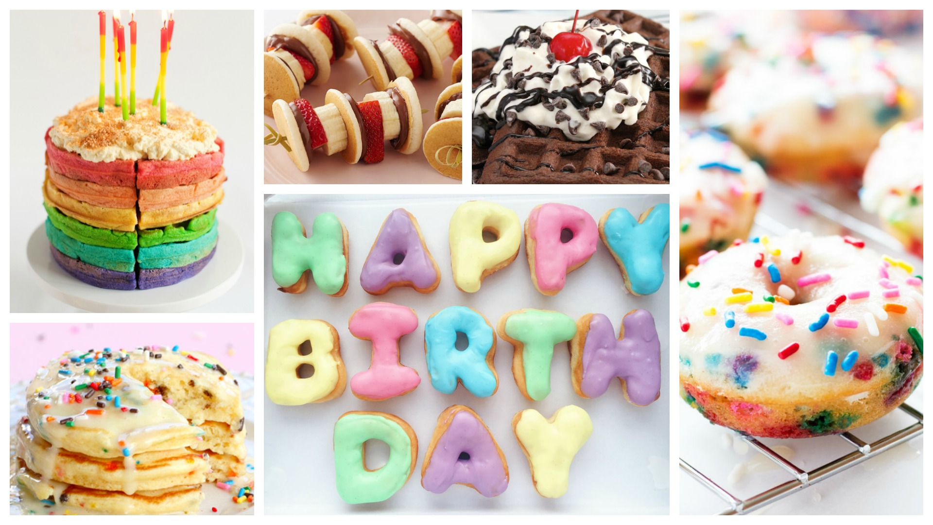 15 Birthday Breakfast Ideas You'll Want to Make Right Now