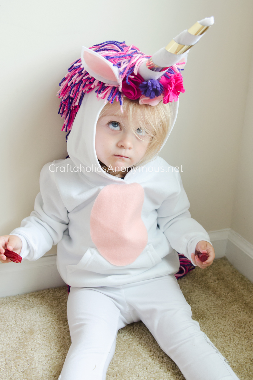 11 amazingly bright, bold, and fun rainbow unicorn costume ideas you can DIY or buy #unicorn #rainbowunicorn #unicorncostume #unicornparty #unicornbirthday